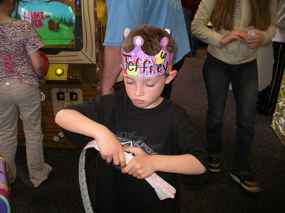 Jeff's 6th Birthday