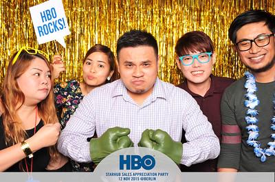 Starhub Sales Appreciation Party x HBO