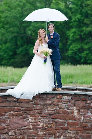 Kristin and Greg Wedding