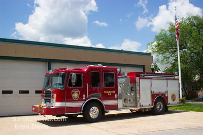 Paulsboro (Gloucester County NJ) New Engine 17-11