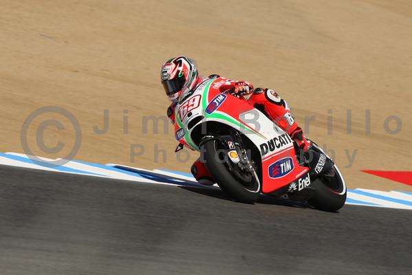 2012 MotoGP Laguna Seca July 25-27