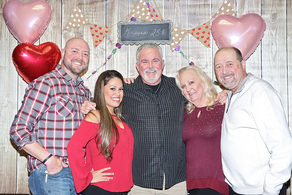 Elks Valentines Dinner Photo Booth