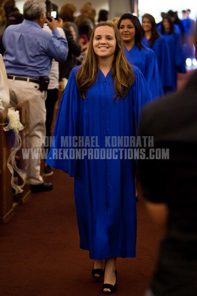 St. Luke's Graduation Ceremony '10