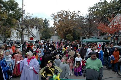 Saugatuck Daytime Family Halloween Parade