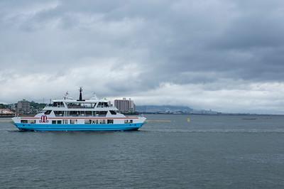 Miyajimaguchi Pier