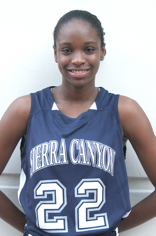 . Kennedy Burke, Sierra Canyon.  2012-2013
