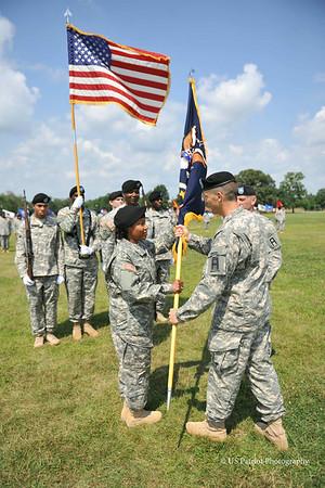 3d Battalion, 312th Regiment Change of Command, 12 JUL 14
