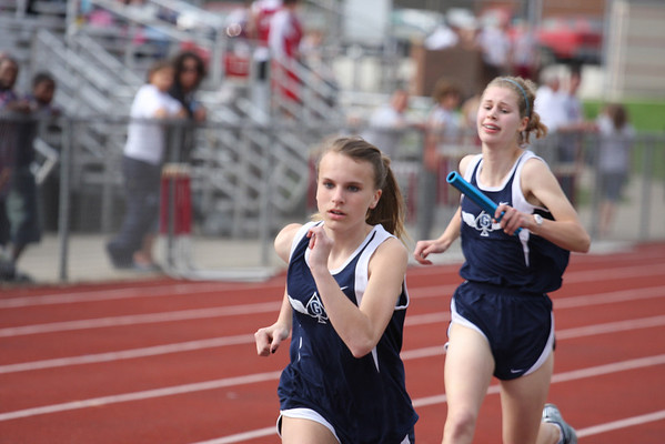 GHS Track vs Canal Winchester, Watterson
