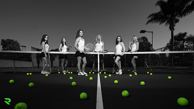 SFC Girl's Tennis