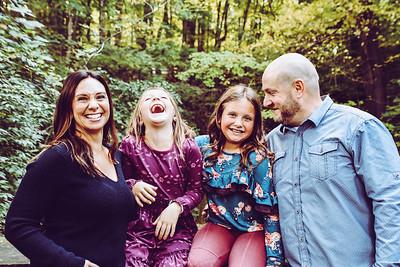 Singleton Family Fall 2018