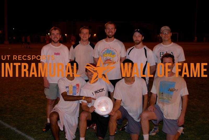 ULTIMATE Men's Runner Up  Banner's Hammers  R1: Varun Pattani, Andrew Smith, Henry Chang, Jay Banner  R2: Ethan Lake, Samuel Barrett, Kevin Befus, Ephraim Taylor, Eric Hersh