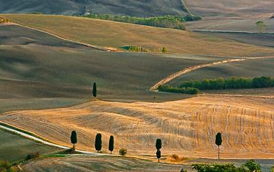 Tuscan Rural Landscape Favourites 2011