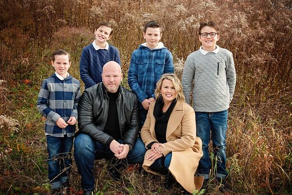 Matt Paige and Family
