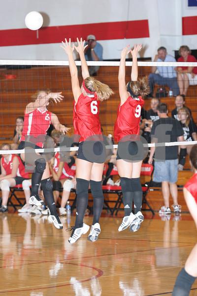Junior Varsity-Odessa vs Richmond 10-4-07