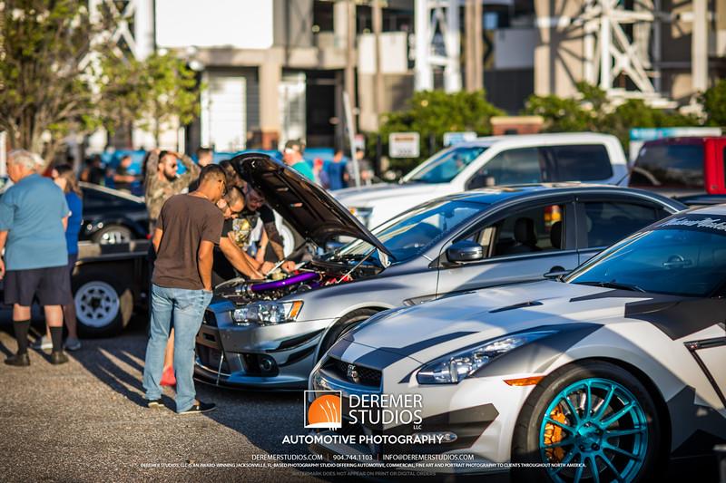 2017 10 Cars and Coffee - Everbank Field 186B - Deremer Studios LLC