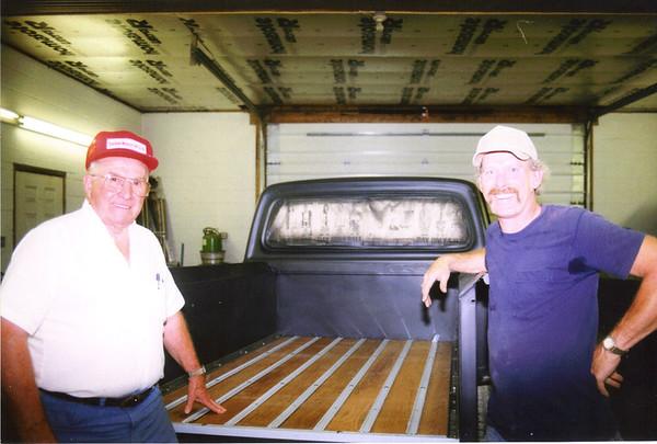 Building Boyd's 1970 Ford Stepside