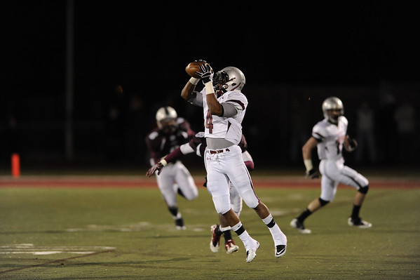 11-19-2010 HS Football St. Peters 0 at Don Bosco 37