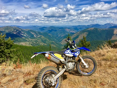 Idaho Single Track August 2017