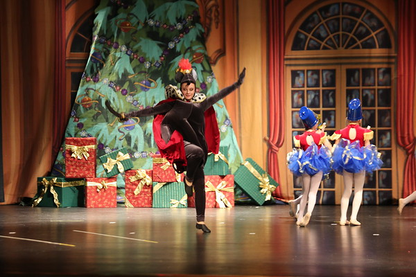 Mystical Mouse King with Nutcracker