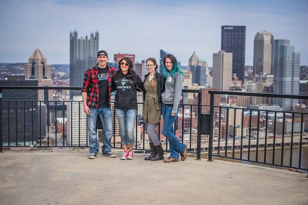 Cadie's Pittsburgh Trip
