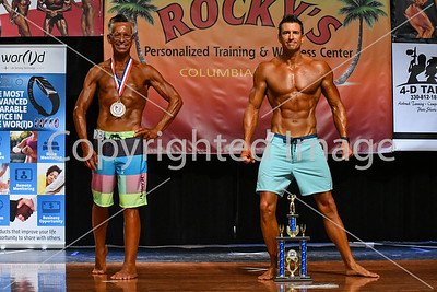 Men's Masters Physique Finals
