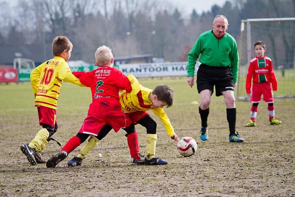 21/02/2015: KFC Edeboys A - Racing Wetteren-Kwatrecht A