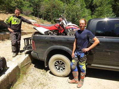 5/9~10/19 Trail Class on MRA Property
