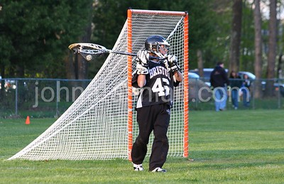 Lacrosse - Bristol vs Southington - Youth Senior A Division