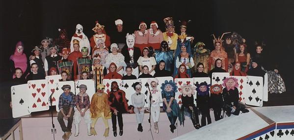 Alice In Wonderland - May 2004