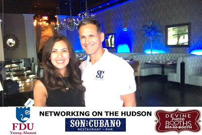 FDU YAA Night on the Hudson 2018 at Son Cubano