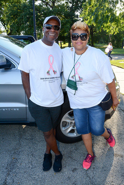 2019.8.24 Barbara Bates 5K Breast Cancer Walk