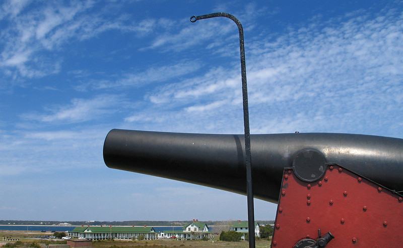 Ft. Pickens Canon