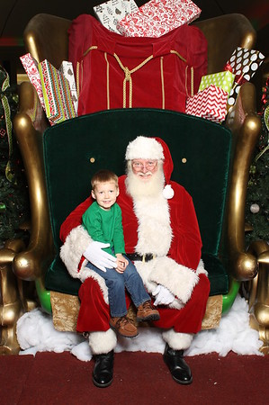 Eastdale Mall Santa 2018