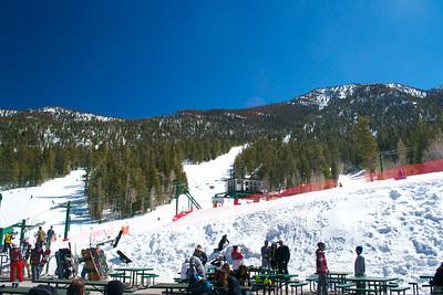 Las Vegas Ski & Snowboard Resort/NV - Mar., 2012
