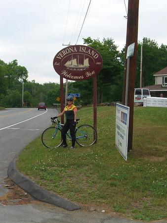 DanMelinda - Maine Bike Trip