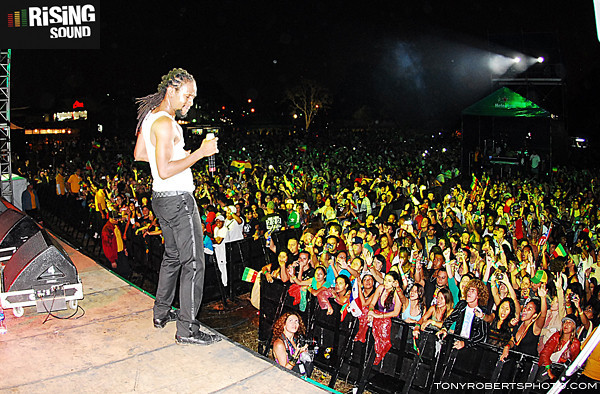 IRIE FEST 2010 RISING SOUND COSTA RICA