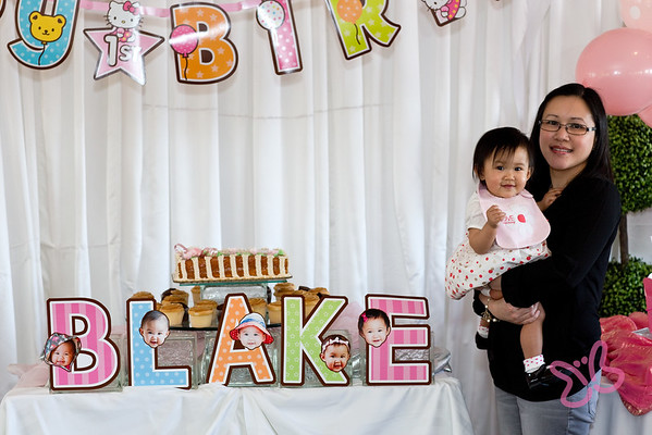 1411 Blake's 1st Bday Party