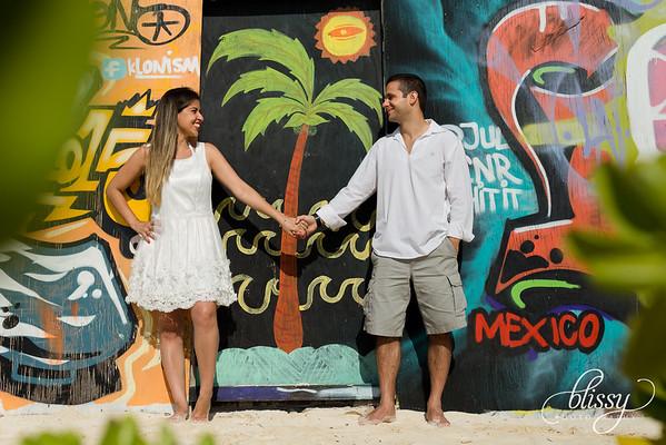 Natalia & James