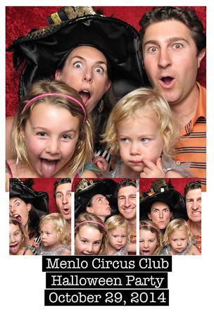 10-29-14 Menlo Circus Club