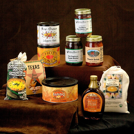 Southern Things - Great Food Products!  Raleigh Photographer