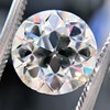 3.83ct Old European Cut Diamond, GIA K SI1 7