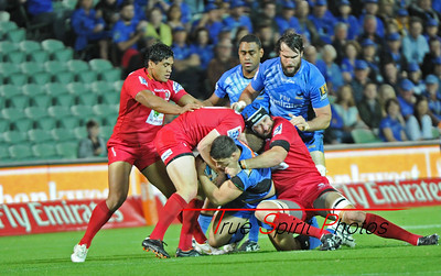FxPro SupeRugby Western Force vs Reds 31.03.2012