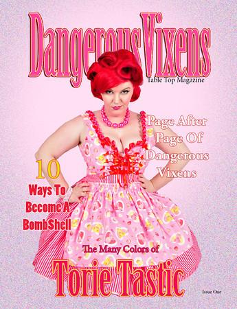 Dangerous Vixen Magazine