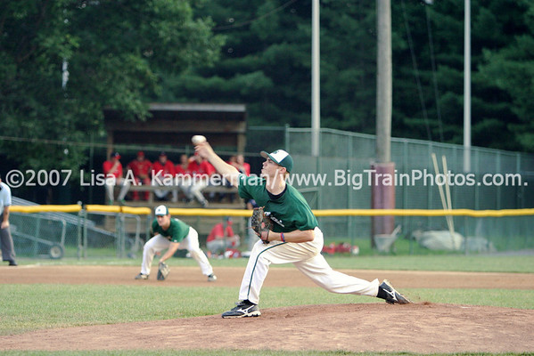 vs Maryland Redbirds, 7/03/08, The Game