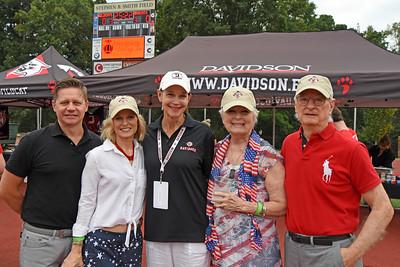 Davidson Football vs West Virginia Wesleyan