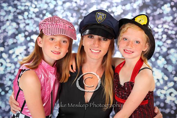 Brooke, Morgan & Dakota