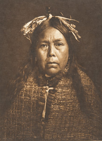 Yumqas - Mamalelekala (The North American Indian, v. X. Norwood, MA: The Plimpton Press, 1915)