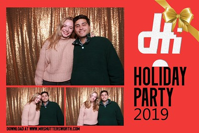 DTI Holiday Party 2019