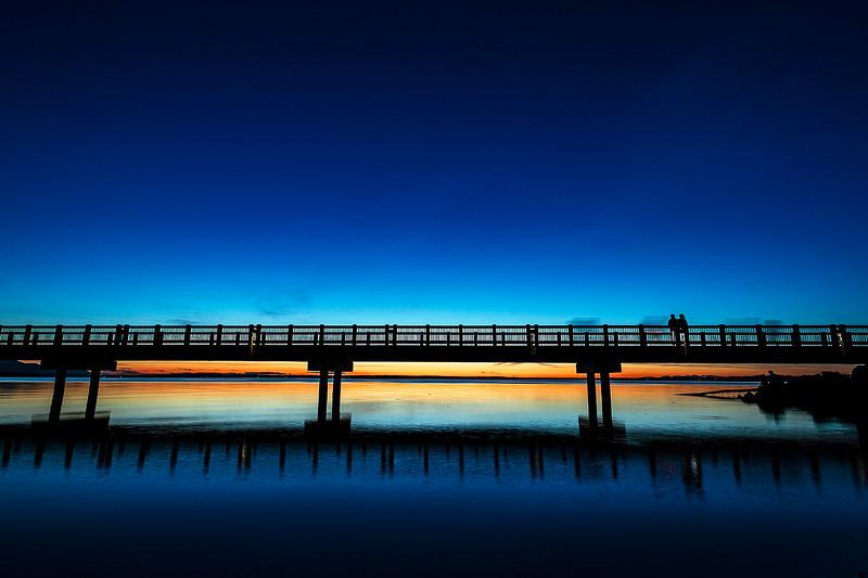 Blue Hour at Boulevard Park