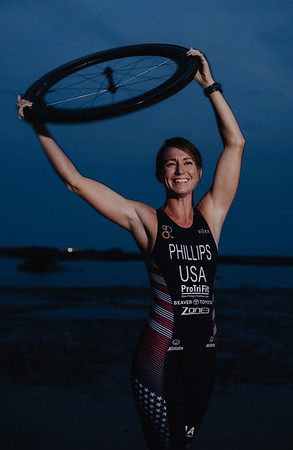 Mel Phillips - Triathalon